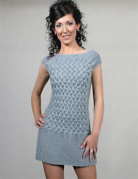 como hacer un vestido tejido modelos de vestidos tejidos