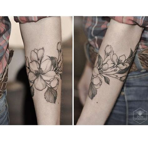 apple blossom tattoo designs 25 best ideas about apple blossom tattoos on