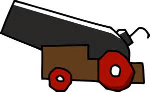 Cannon scribblenauts wiki fandom powered by wikia