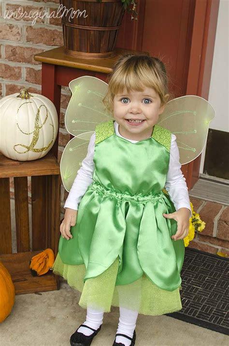 Handmade Tinkerbell Costume - tinkerbell costume toddler diy www pixshark images