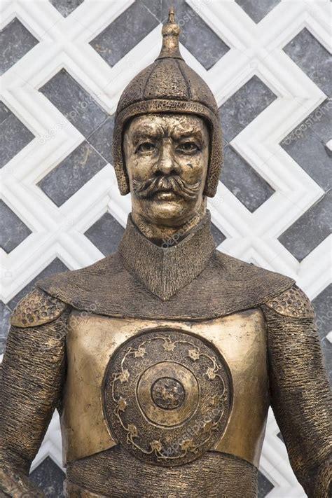 Soldat Ottoman soldat ottoman casque et l armure de bronze historique