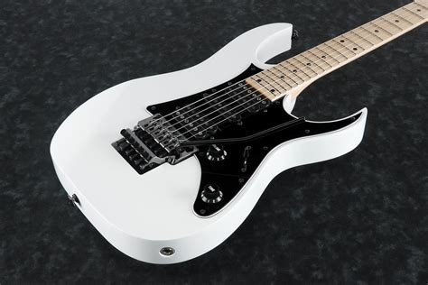 Gitar Listrik Ibanez F M White ibanez rg655m rg prestige electric guitar w white