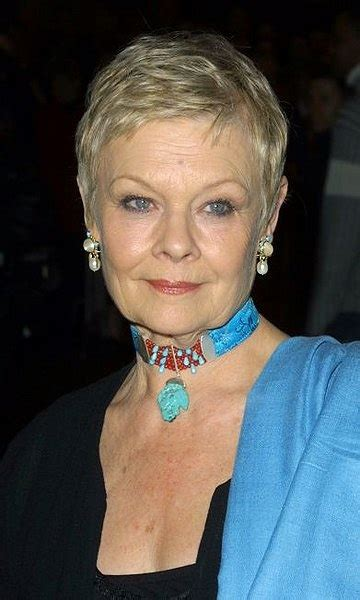 images ofdame judy dench pixie hairstyles front and back 25 b 228 sta id 233 erna om judi dench p 229 pinterest helen