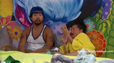 big brother recap james and nat confirmed as america s james quot you re not portrayed as a villain you re with me