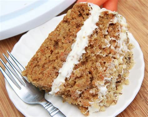 Moist & Fluffy Gluten Free Carrot Cake Recipe   Divas Can Cook