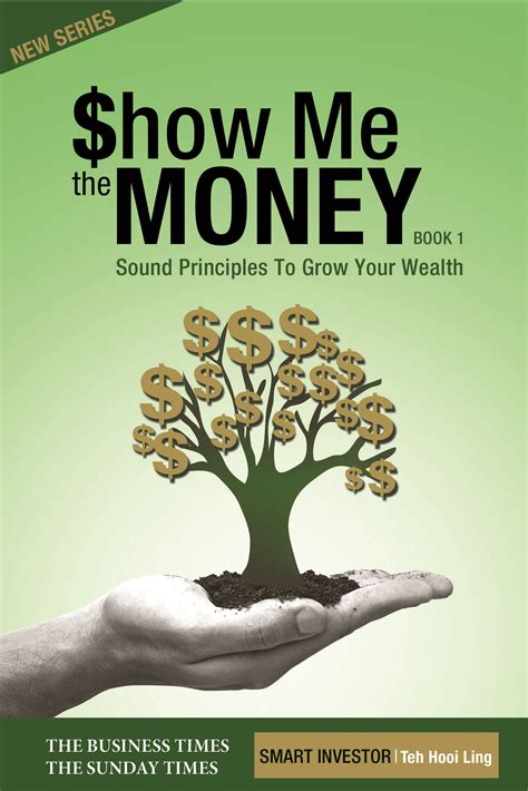 show me book pictures show me the money