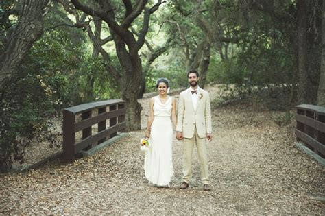 woodsy wedding locations california outdoor ivory and taupe woodsy california wedding inspired by this