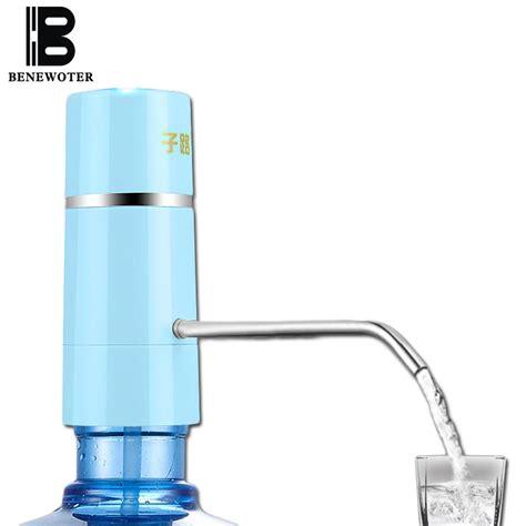 Water Jug Dispenser 2 Kran Kapasitas 13 8 Liter Delvonta Limited easy water tap faucet wireless electric rechargeable