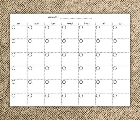 printable calendar 8 x 11 8 x 11 printable calendar calendar template 2016