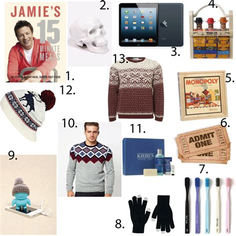 christmas gift guide for him cagney and lace