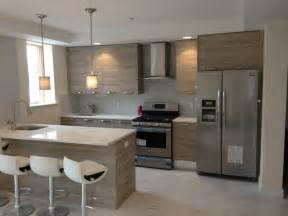 kitchen units designs 14 unit project far rockaway contemporary kitchen