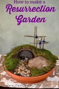 easter garden craft easter diy how to make a resurrection garden my kiddos
