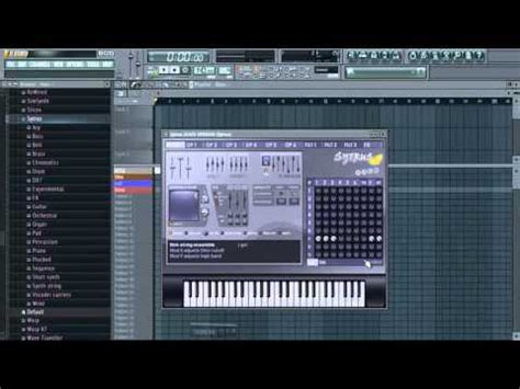 tutorial fl studio 11 hip hop tutorial como fazer a batida de hip hop no fl studio 11