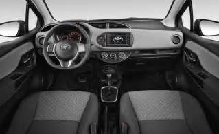2015 Toyota Interior Car And Driver