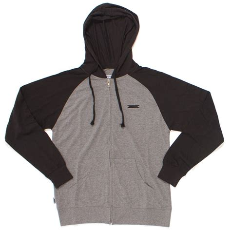 Jaket Hodie Raglan Grab superbrand cover hoodie zip up evo outlet