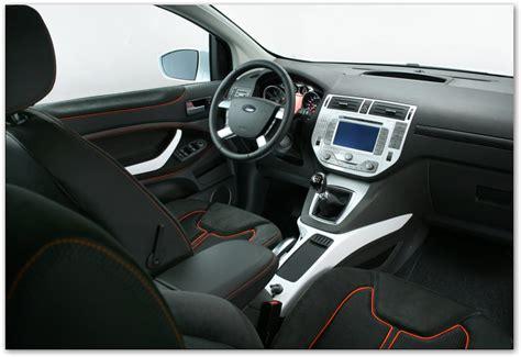 ford kuga interni ford kuga il crossover tecnologico di ford