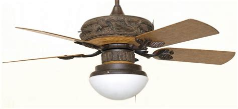 rustic outdoor ceiling fans forest outdoor ceiling fan rustic lighting and fans