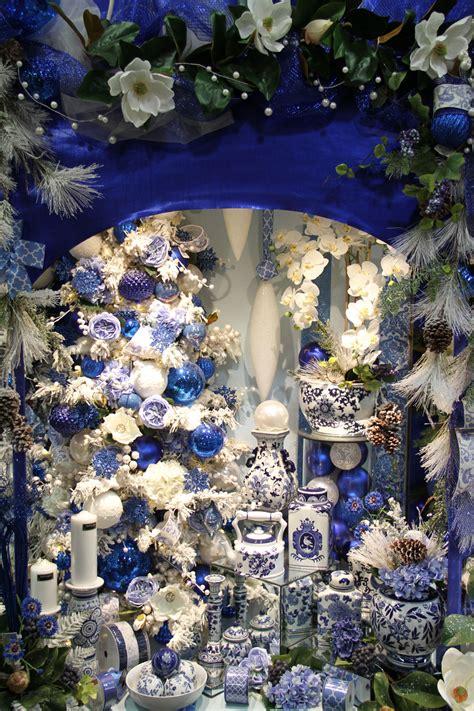 blue white chinoiserie christmas shinoda design center