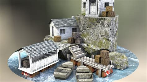 Model Papercraft - 3d model to real world papercraft