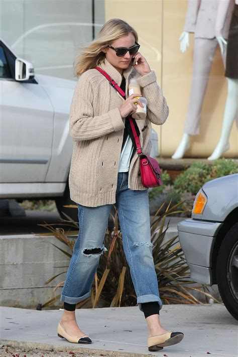 andy lecompte hair salon in west hollywood diane kruger leaves andy lecompte hair salon in west