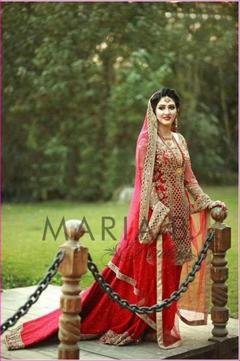 Wedding Dress In Pakistan by Best Popular Top 10 Bridal Dress Designers