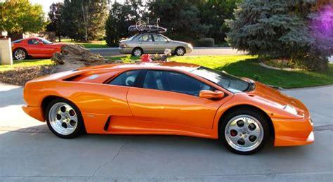Lamborghini Diablo For Sale Cheap Lamborghini Diablo Replica For Sale