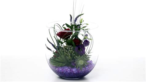 flower design youtube fishbowl flower design preview youtube