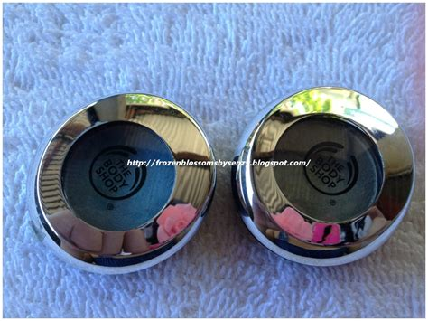 Shop Eye Colour Fusion by Frozen Blossoms Swatches Review The Shop Eye