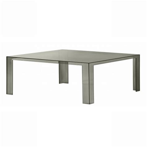 Plastic Coffee Table Kartell Invisible Coffee Table Plastic Coffee Tables Living Room Invisible Coffee Table