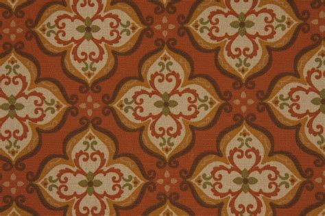 Ikat Fabric Upholstery Robert Allen Suri Printed Polyester Outdoor Fabric In Rustica