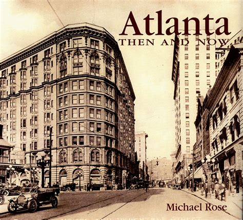 atlanta coffee table book coffee table gift books atlanta then and now compact