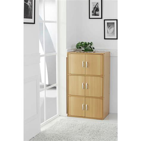 bookcase door home depot beech doors h beech bookcase with doors hid3 beech the