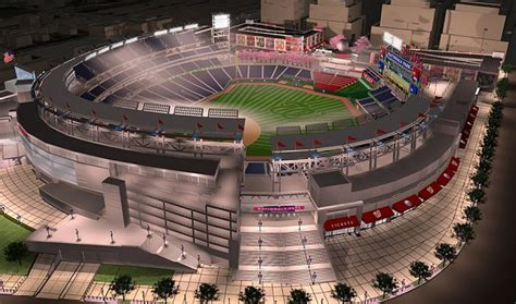 washington nationals 3d seating planning for stadium transportation and parking near