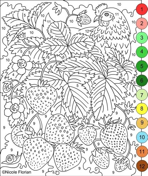 color by number coloring books for adults coloring for adults kleuren voor volwassenen coloring