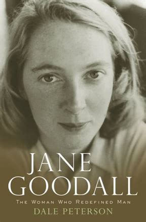 book biography woman dale peterson author of jane goodall the woman who