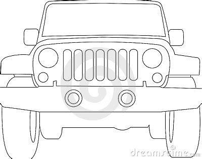 cartoon jeep front cartoon jeep clip art royalty free stock image jeep