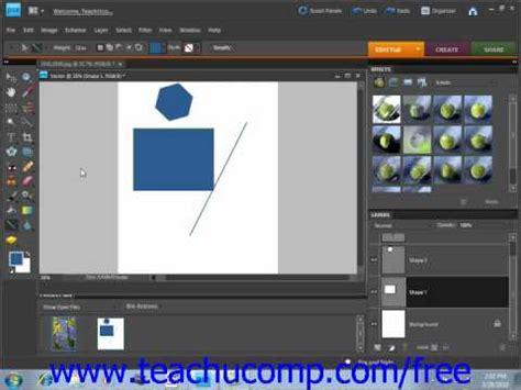 tutorial adobe photoshop elements 4 0 photoshop elements 9 0 tutorial vector graphics adobe