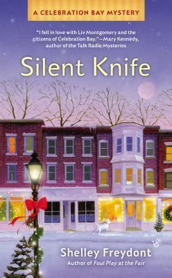 Independence Slay review silent knife by shelley freydont escape with