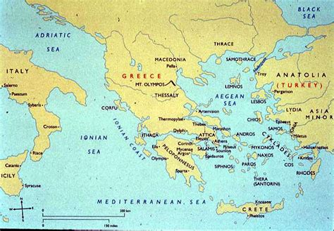 middle east map greece across time maps