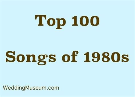 Wedding Songs Disco List by 17 Best Ideas About 80s Songs On 80s