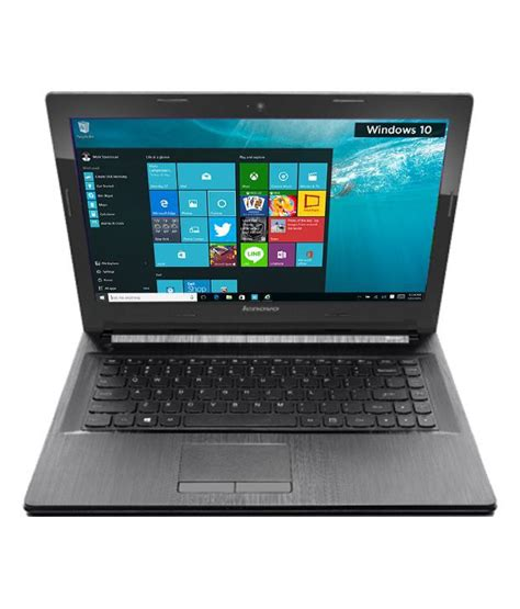 Notebook Lenovo G40 Intel I3 4gb 500gb lenovo g40 80 notebook 80e400x1in 5th intel i3 4gb ram 1tb hdd 35 56 cm 14