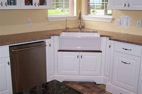 Kitchen Sink Corner Cabinet Marandall S Corner Sink Recessed Kitchen Makeover Other Photos And