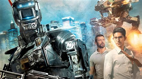 film robot hd chappie 2015 machine movie hd wallpaper stylishhdwallpapers