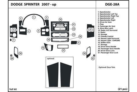 free car repair manuals 2009 dodge sprinter instrument cluster service manual 2009 dodge sprinter dash removal diagram how do i remove the dash panel to