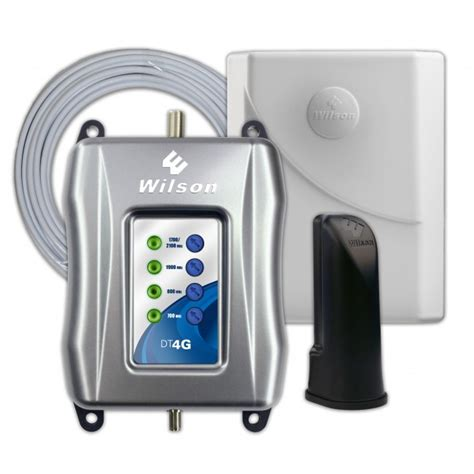 wilson  dtg  band signal booster kit  voice