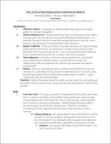 Self Introduction Speech Outline Exle by Introduction Speech Sle Self Introduction Speech Outline 473419 Png Bid Format