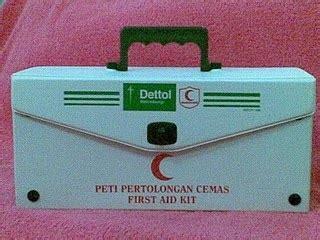 Kotak Kapas N Cotton Bud Sui crescentsmexcel aid kit