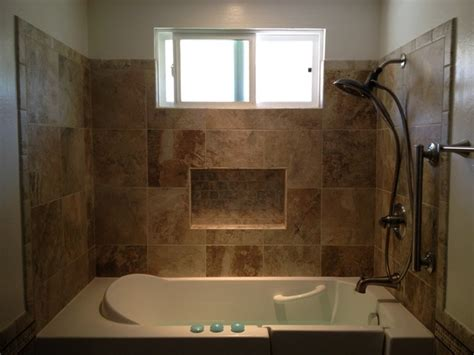 bathroom tub surround tile ideas tub surround contemporary bathroom san diego by b3