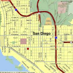 San Diego Street Map by Map The Field Irish Pub Amp Restaurant San Diego