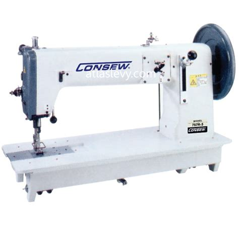 Used Arm Quilting Machines by Consew 757r Heavy Duty Arm Sewing Machine